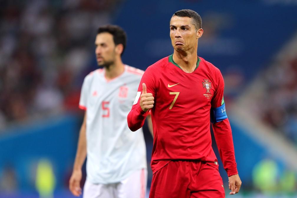 Cristiano Ronaldo (Foto: Simon Hofmann/FIFA)