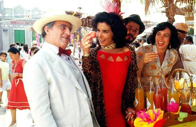 Estreia do Globoplay nesta segunda-feira, 8 de junho, 'Tieta' foi um sucesso de audiência entre 1989 e 1990 na Globo. A seguir, veja como estão alguns atores do elenco da novela (Foto: TV Globo)
