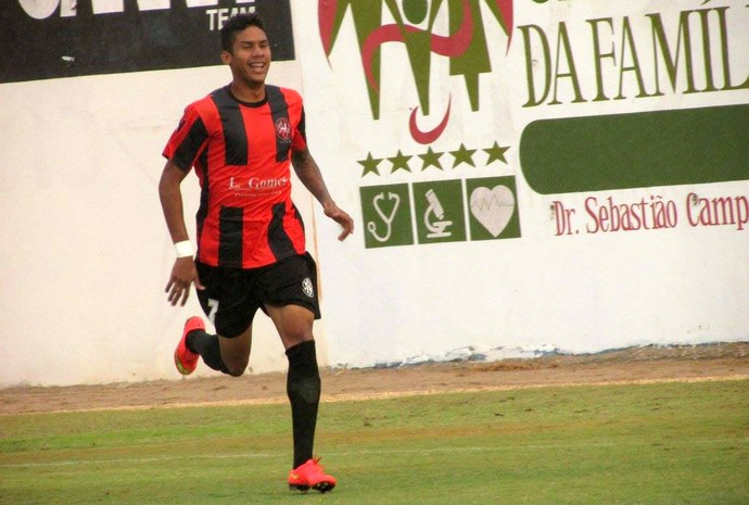 RN - Atlético Potengi - Denis (Foto: Rhuan Carlos/Divulgação)