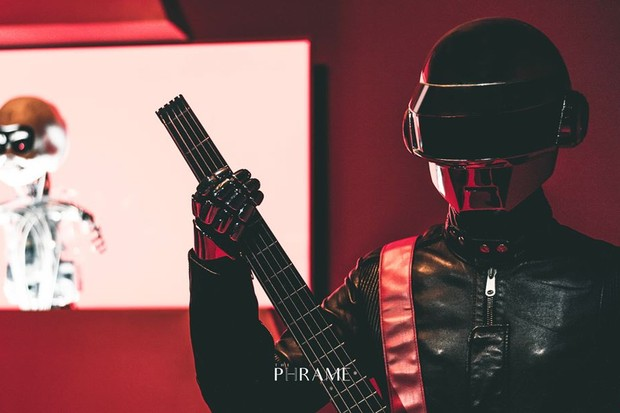 Electro: From Kraftwerk to Daft Punk (Foto: reprodução/instagram)