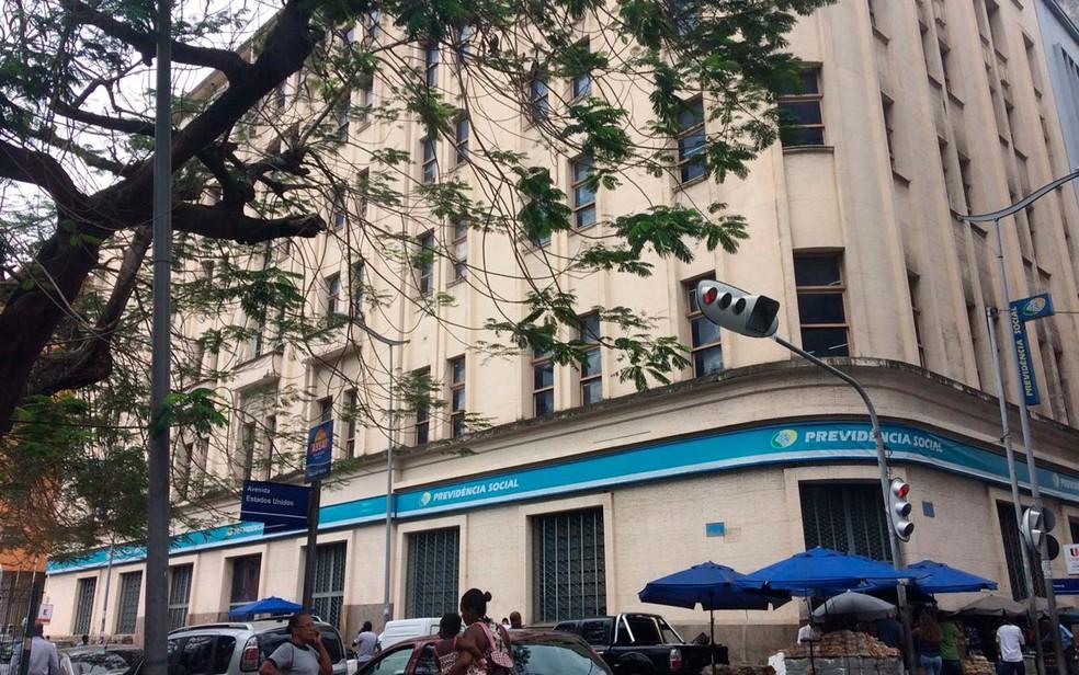 INSS convocou para perícia pouco mais de nove mil baianos beneficiários de auxílio-doença ou aposentadoria por invalidez  (Foto: Maiana Belo/G1 BA)