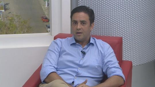 G1 entrevista Léo Moraes (PTB), candidato no 2° turno de Porto Velho