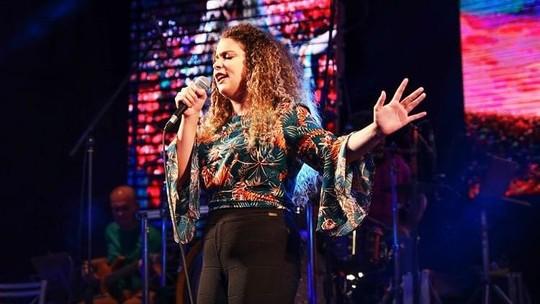 Hanny Kethellyn revela mico que passou no 'The Voice Kids' e diz que Marília Mendonça é sua cantora preferida