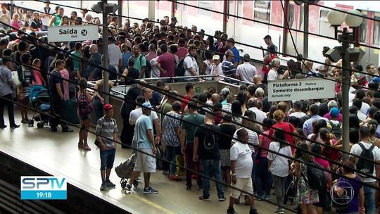 Em dia de greve, Metrô vai fechar operações às 22h desta quinta-feira em SP