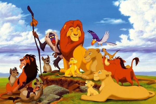 'O Rei Leão' (Foto: Divulgação)