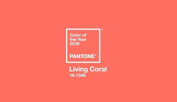 Living Coral é a cor de 2019 (Foto: Divulgação)