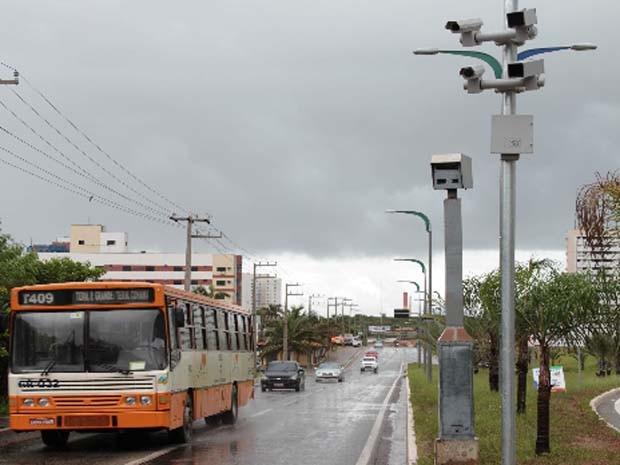 Serão instalados 36 novos fotossensores e modernizadas 15 barreiras eletrônicas (Foto: Biaman Prado/O Estado)