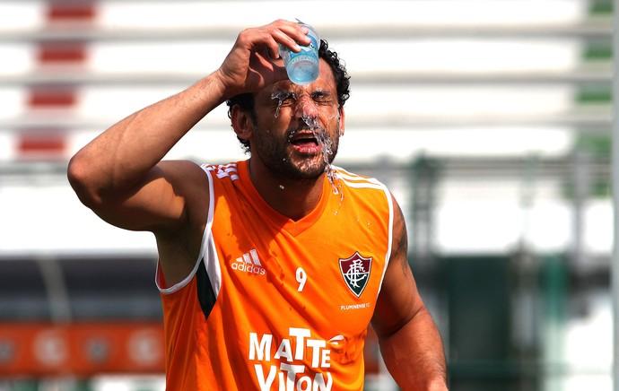 Fred, Treino Fluminense (Foto: Nelson Perez / Fluminense FC)