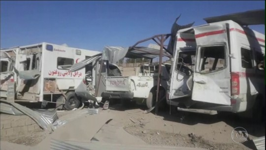 Ataque do Talibã mata ao menos 20 em hospital no Afeganistão