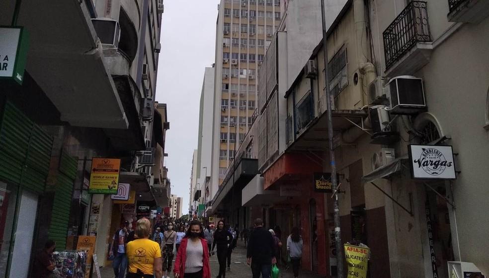 Alta no preço da carne faz moradores mudarem de hábitos em Florianópolis — Foto: Caroline Borges/G1