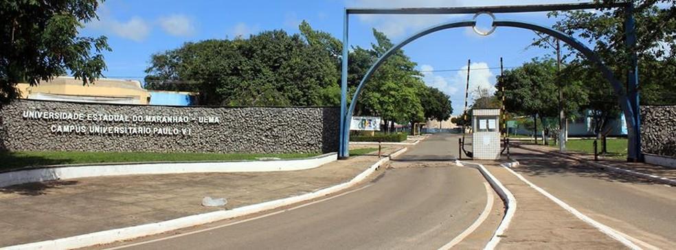 Uema foi outra universidade que confirmou o retorno das  aulas nesta terça (29). (Foto: Honório Moreira / Divulgação)