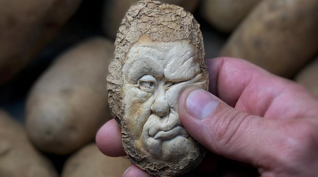 Villafane foi professor de artes por mais de 10 anos antes de se tornar escultor (Foto: Divulgação)