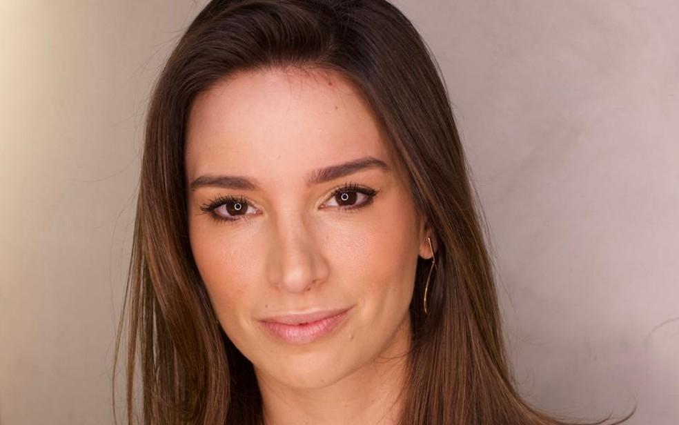 Gabriela Sayago, terapeuta — Foto: Divulgação