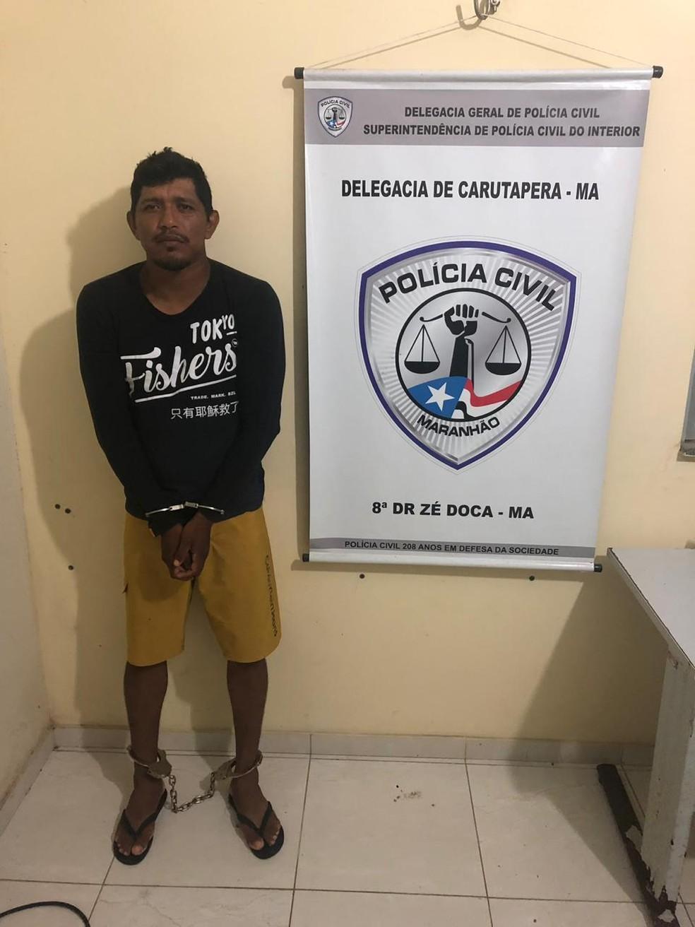 Jeferson da Silva e Silva, de 40 anos, foi preso na noite de sexta-feira (3) por estupro de vulnerável.  — Foto: Divulgação/ Polícia Civil