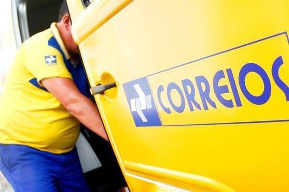 Com caso de Covid-19, Correios de Volta Redonda afasta colaboradores — Foto: Agência Brasil
