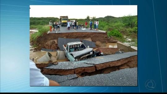 Nível de Boqueirão sobe e Cariri da PB registra mais de 300 mm de chuvas