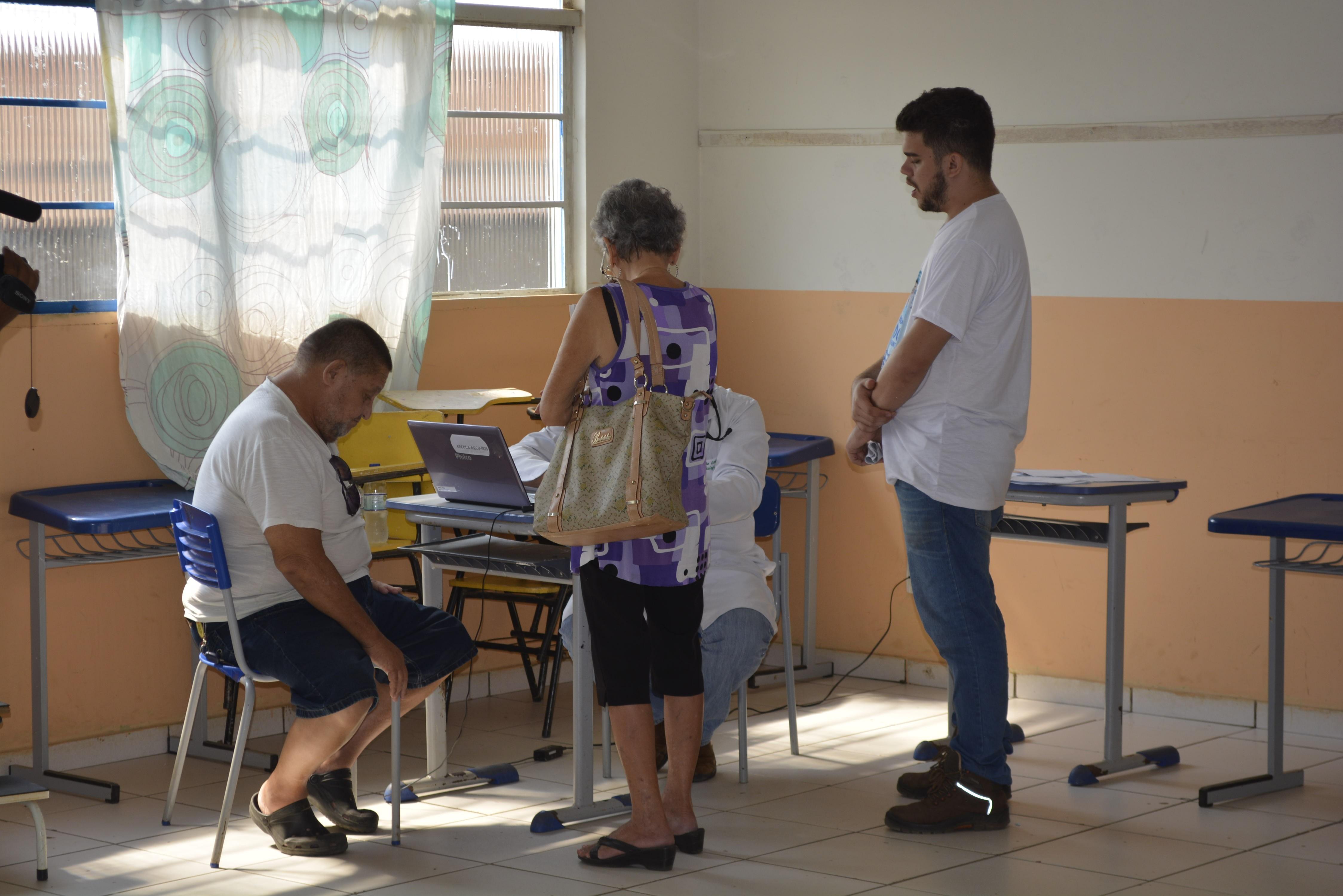 POC itinerante realizará mais de 1,8 mil atendimentos médicos em Ariquemes, RO