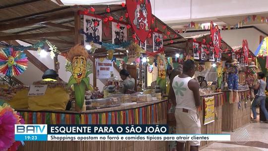 São João: G1 lista programação junina em shoppings de Salvador e região metropolitana