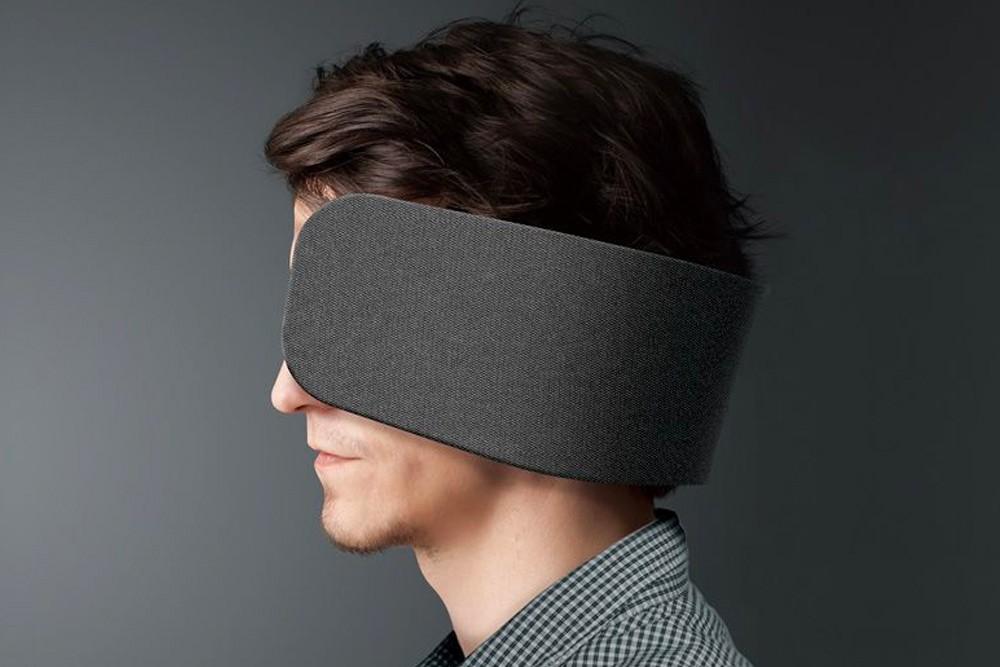 O Wear Space da Panasonic, criado para aumentar seu poder de concentração (Foto: Divulgação)
