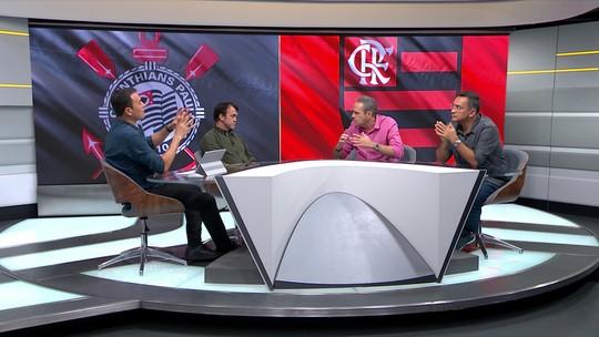 """Seleção analisa Corinthians de Jair Ventura e projeta duelo contra o Flamengo: """"Mais seguro"""""""