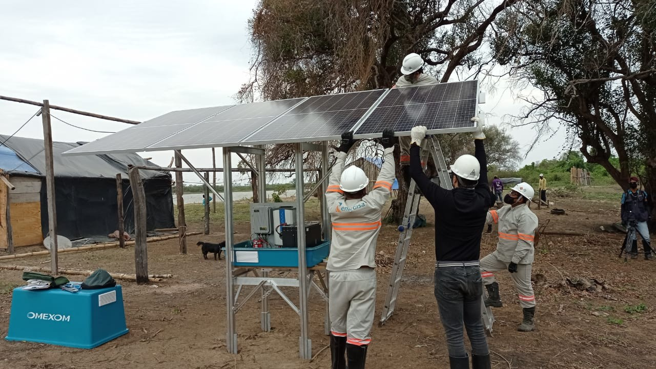 Projeto universaliza acesso a energia elétrica no Pantanal de MS