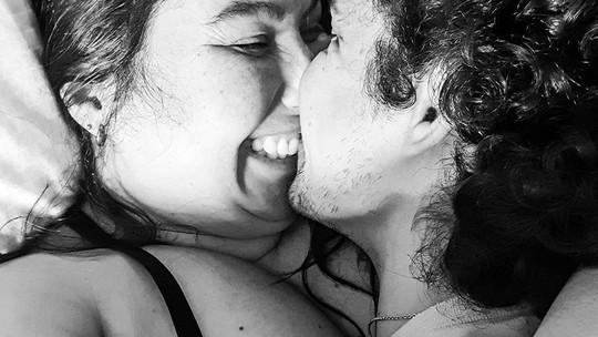 Mariana Xavier mostra chamego com namorado e celebra: 'Quando alguém realmente especial chega, você não precisa pedir mais nada'
