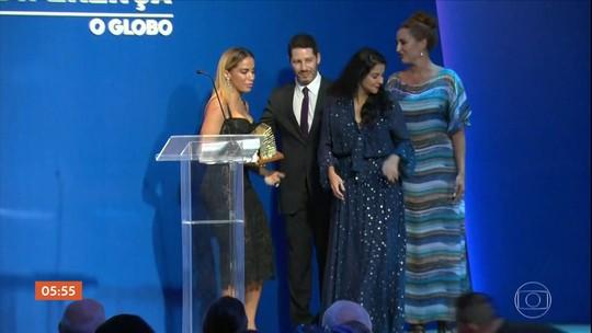 Cantora Anitta e cientista que venceu pobreza são destaques do prêmio Faz Diferença