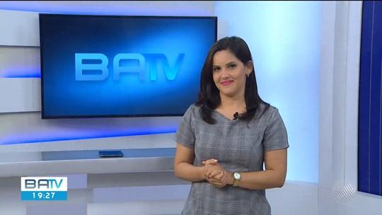BATV - TV Santa Cruz - 21/09/2019 - Bloco 1