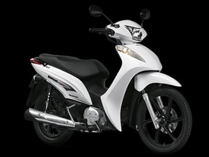 Honda Biz 125 (Foto: Divulgação)