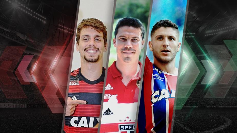 06ce5f1912 Cruzeiro e Santos seguem ilesos Quem seu time contratou até aqui  Veja os  nomes. Cruzeiro e Santos seguem ilesos