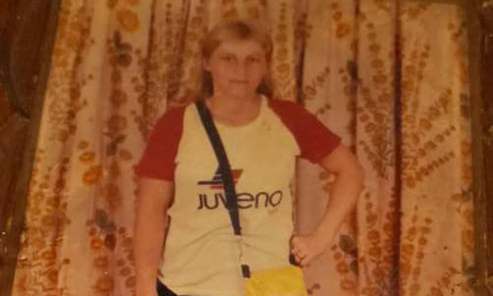 Luzinete Leal Militão de 28 anos, foi morta pelo marido em 1994 em Sinop — Foto: Arquivo pessoal