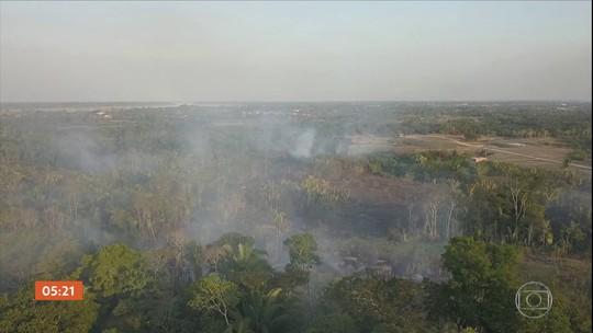 Brasil desfaz laços com países que mais investem na preservação da Amazônia