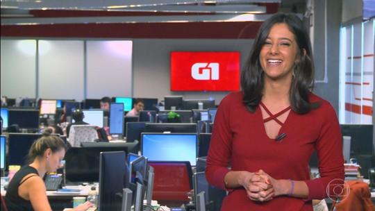 G1 em 1 Minuto: Bolsonaro apoia 'desidratação' econômica de parceiros da Venezuela