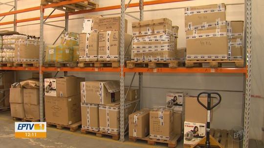 Receita Federal doa R$ 400 mil em produtos apreendidos para instituições do Sul de MG