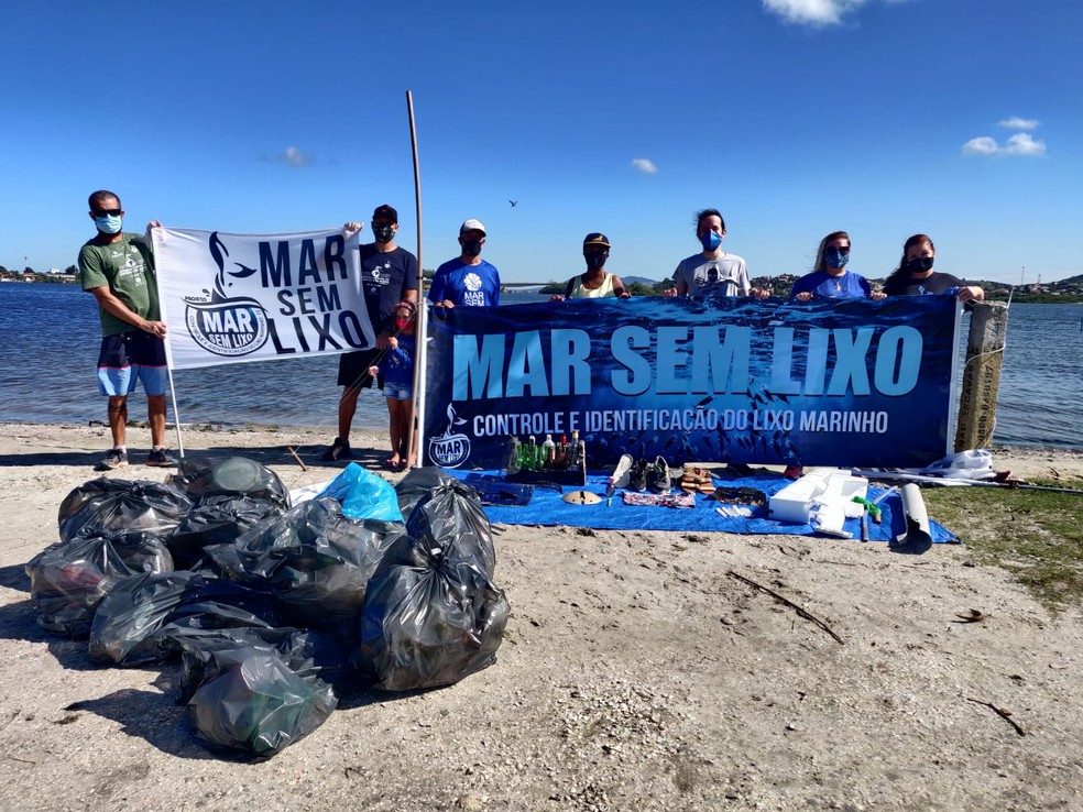 Dia Mundial dos Oceanos vai lembrar dos impactos do lixo produzido pelo homem no meio ambiente — Foto: Divulgação Shopping Park Lagos