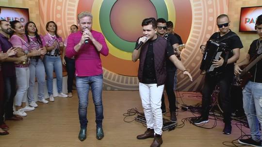 Sertanejo de Lucas Moura embala o 'Paneiro' deste sábado (17)