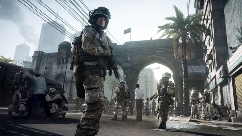 Battlefield 3 ficará de graça no Xbox 360 (Foto: Divulgação/Electronic Arts)