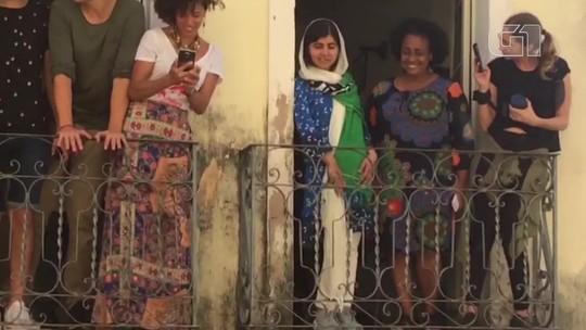Ensinar às meninas que elas têm direitos é 'crucial', diz Malala