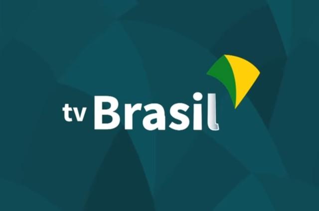 Logo da TV Brasil (Foto: Reprodução )