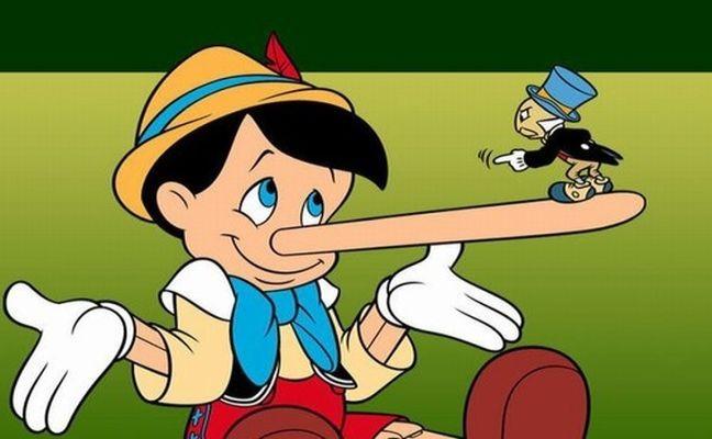 Pinocchio, mentira, mentiroso (Foto: Arquivo Google)