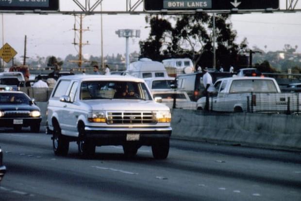 O Ford Bronco ficou famoso pela perseguição policial mais famosa dos anos 90 (Foto: Reprodução/Internet)