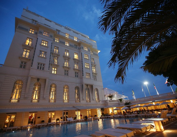 Copacabana Palace (Foto: Getty Images)