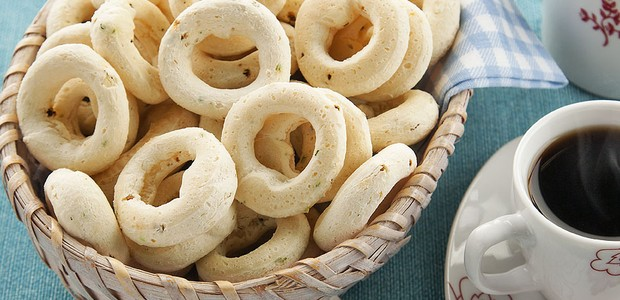Biscoito de polvilho salgado (Foto: Divulgação)