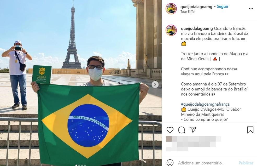 Produtores de Alagoa ganham medalhas em concurso mundial na França — Foto: Reprodução / Instagram