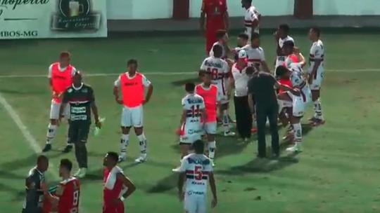 Foto: (Reprodução/TV Botafogo)