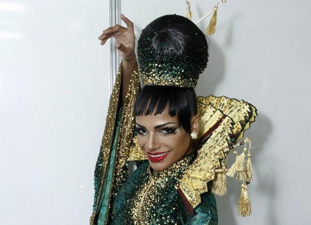 Quitéria Chagas (Foto: Thyago Andrade/Brazil News)