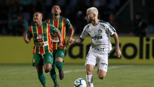 Foto: ( SE Palmeiras)