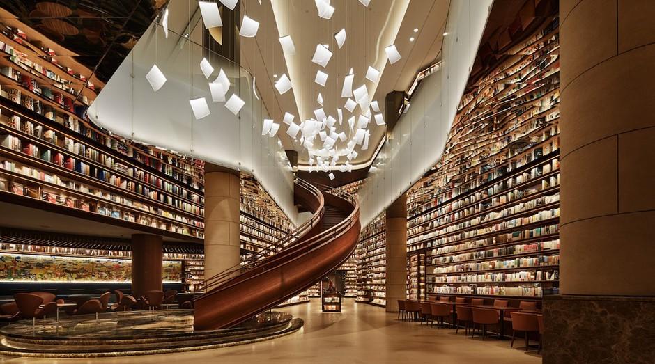 Livraria (Foto: Reprodução)