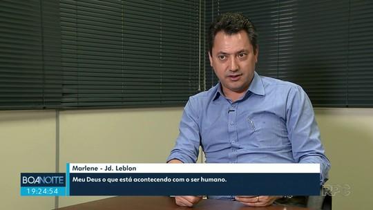 Deputado Sérgio Souza, do MDB, é alvo de operação da PF