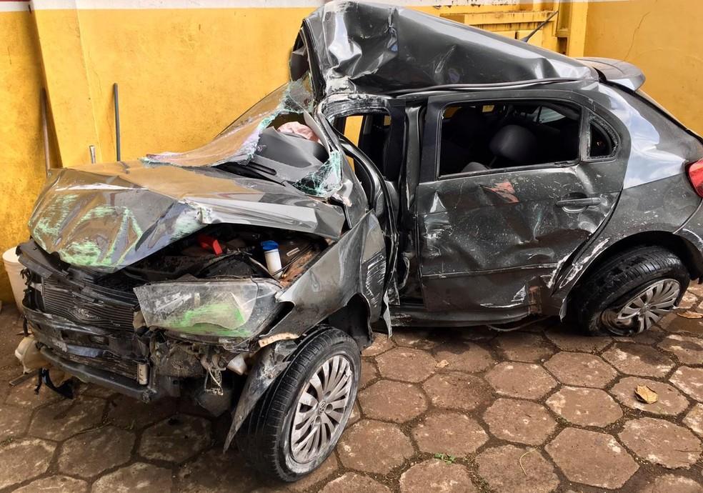 Batida na cidade de Lins mata rapaz de 23 anos.  — Foto: J.Serafim/Divulgação